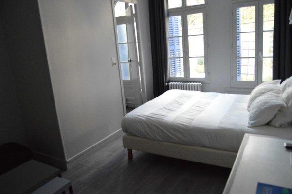 Hotel Celine - Hotel de la Gare - фото 1