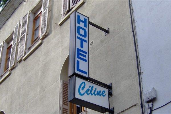 Hotel Celine - Hotel de la Gare - фото 21