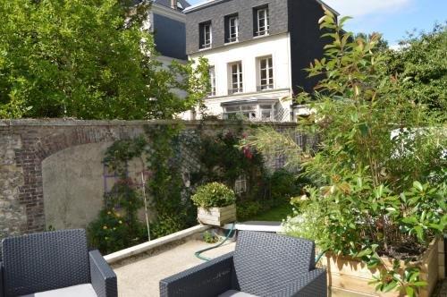 Hotel Celine - Hotel de la Gare - фото 23