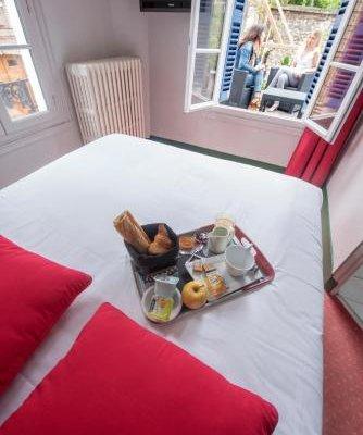 Hotel Celine - Hotel de la Gare - фото 3