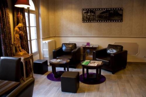Hotel Celine - Hotel de la Gare - фото 9