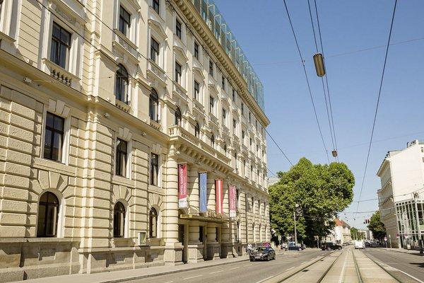 Austria Trend Hotel Savoyen Vienna - фото 35