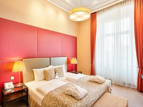 Austria Trend Hotel Savoyen Vienna - фото 2