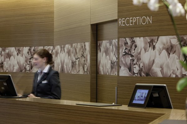 Austria Trend Hotel Savoyen Vienna - фото 20