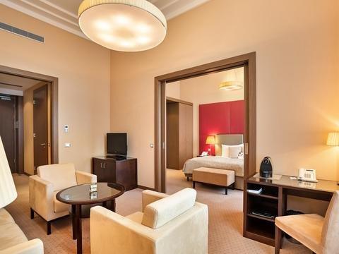 Austria Trend Hotel Savoyen Vienna - фото 4