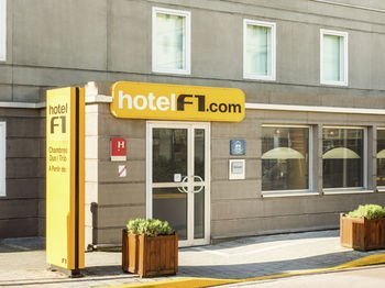 hotelF1 Roissy Pn2 - фото 19