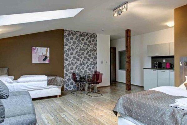 U Tri Hrusek Suites & Apartments - фото 2