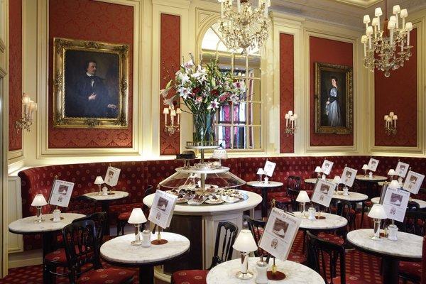 Hotel Sacher Wien - фото 12