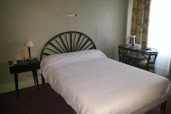 Angelina Hotel, Ренн