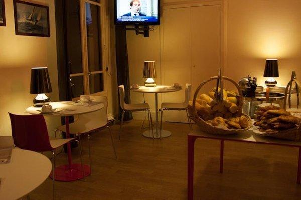 Angelina Hotel - фото 12
