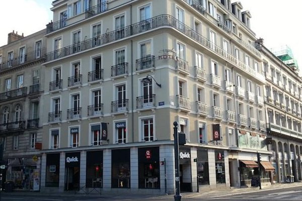 Angelina Hotel - фото 20