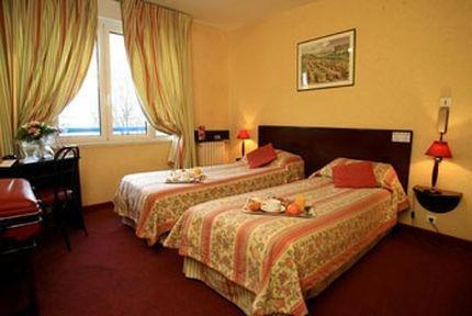 Hotel-Restaurant Le Victoria - фото 2