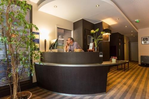 Hotel-Restaurant Le Victoria - фото 20