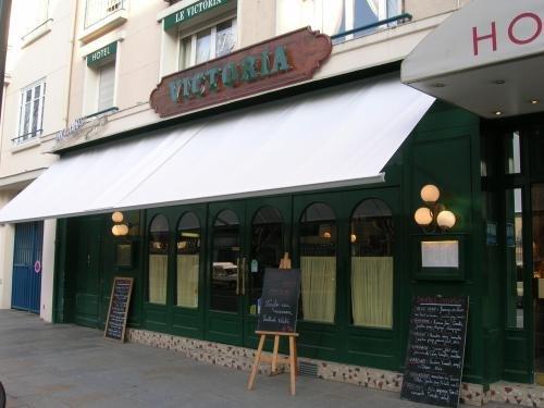 Hotel-Restaurant Le Victoria - фото 23
