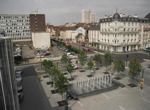 Atlantic Hotel Rennes Centre Gare - фото 17