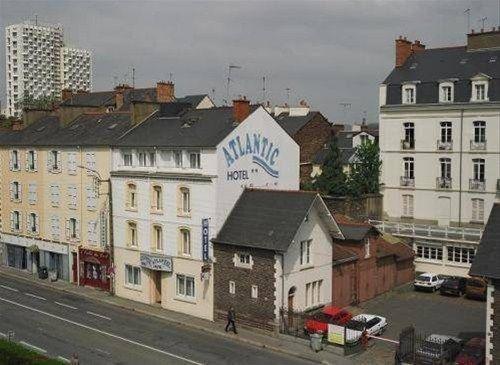 Atlantic Hotel Rennes Centre Gare - фото 22
