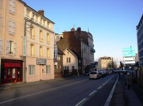 Atlantic Hotel Rennes Centre Gare - фото 23