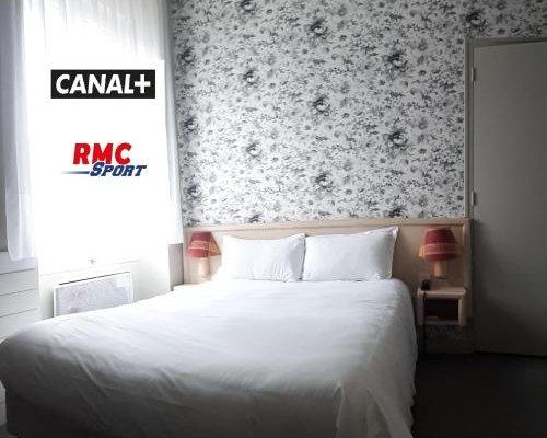 Atlantic Hotel Rennes Centre Gare - фото 4