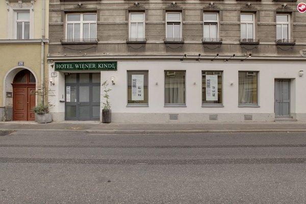 Hotel Wiener Kindl - фото 22