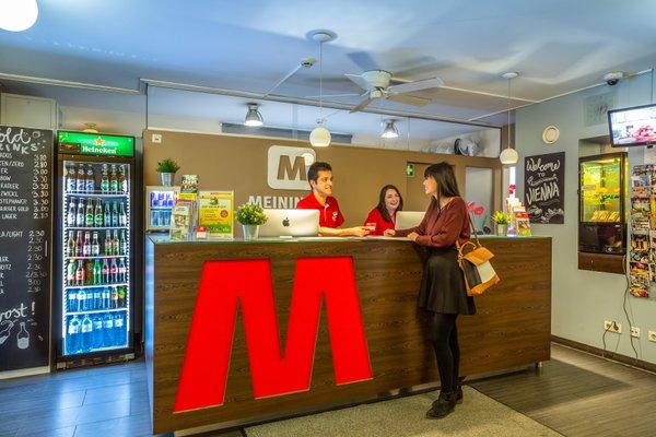 MEININGER Hotel Wien Hauptbahnhof - фото 20