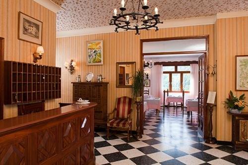 Hotel Le Val Du Tech - фото 13