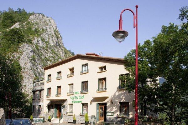 Hotel Le Val Du Tech - фото 22