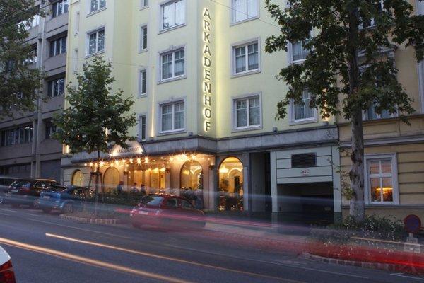 Hotel Arkadenhof - фото 23