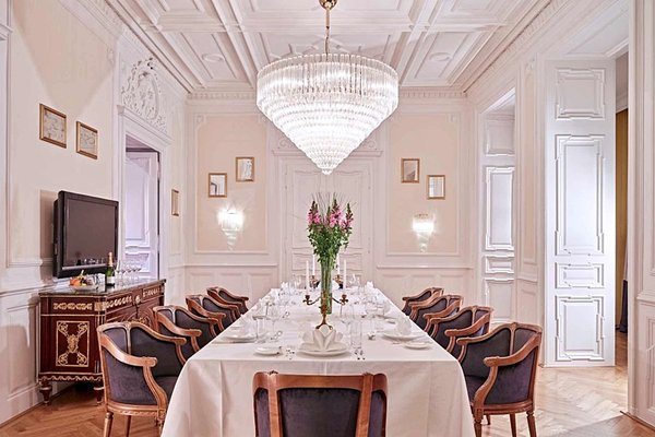The Ring - Vienna's Casual Luxury Hotel - фото 13
