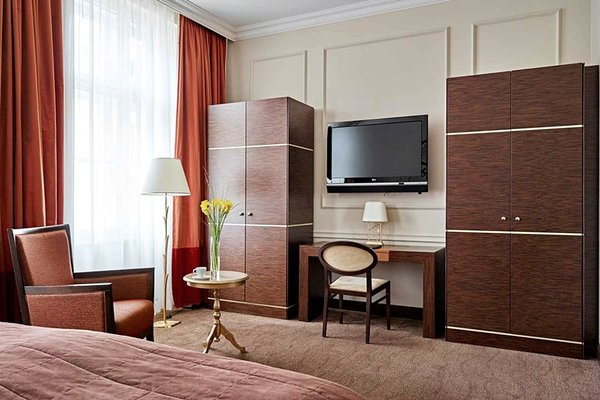 The Ring - Vienna's Casual Luxury Hotel - фото 5