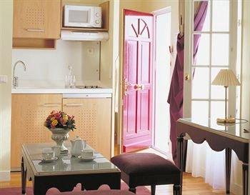 Hotel Suites Unic Renoir Saint-Germain - фото 10