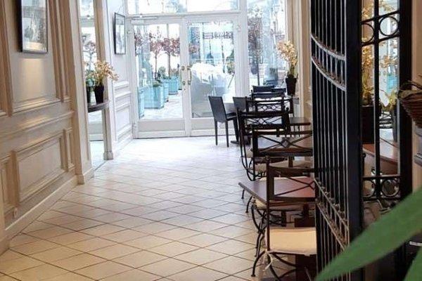 Hotel Suites Unic Renoir Saint-Germain - фото 9