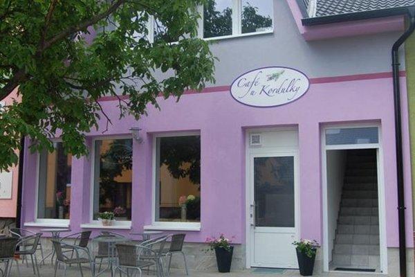 Apartman Cafe u Kordulky - фото 16