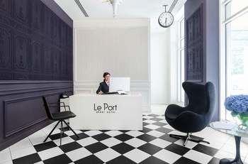 Le Port Apart Hotel - фото 17