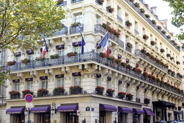 Hotel Baltimore Paris Champs Elysees - MGallery by Sofitel - фото 50
