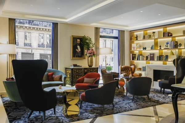 Hotel Baltimore Paris Champs Elysees - MGallery by Sofitel - фото 14