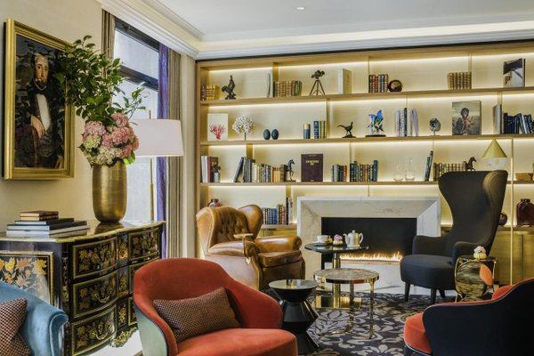 Hotel Baltimore Paris Champs Elysees - MGallery by Sofitel - фото 15