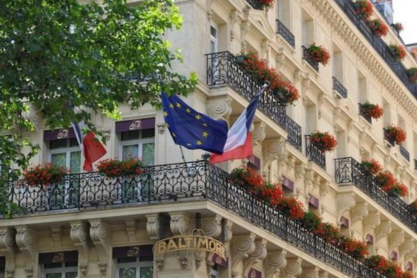 Hotel Baltimore Paris Champs Elysees - MGallery by Sofitel - фото 22