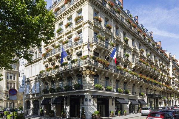 Hotel Baltimore Paris Champs Elysees - MGallery by Sofitel - фото 23