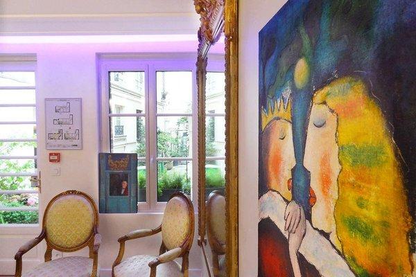 Le Pavillon Hotel - фото 4