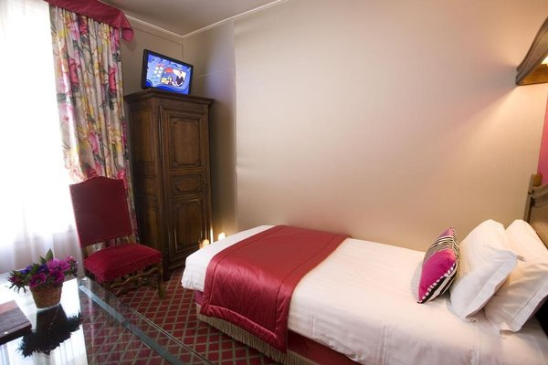 Hotel Des Marronniers - фото 2