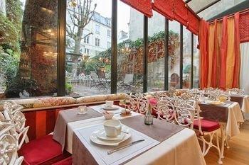 Hotel Des Marronniers - фото 8