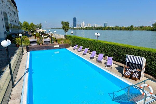 Hilton Vienna Danube Waterfront - фото 18