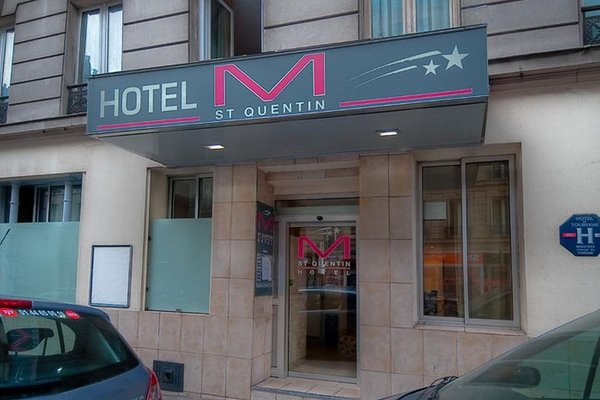 Hotel Saint Quentin - фото 17