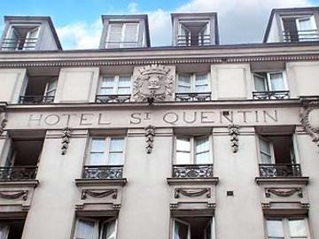 Hotel Saint Quentin - фото 18