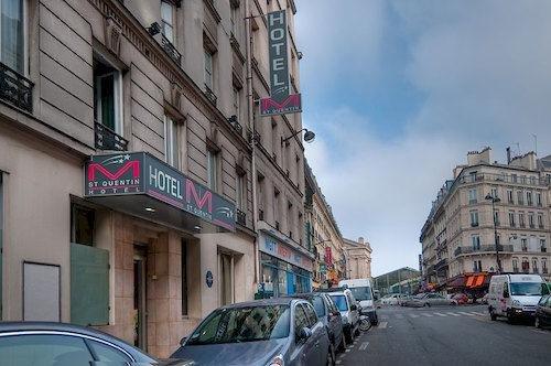 Hotel Saint Quentin - фото 19