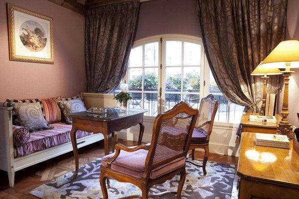 Hotel Le Relais Saint-Germain - фото 9