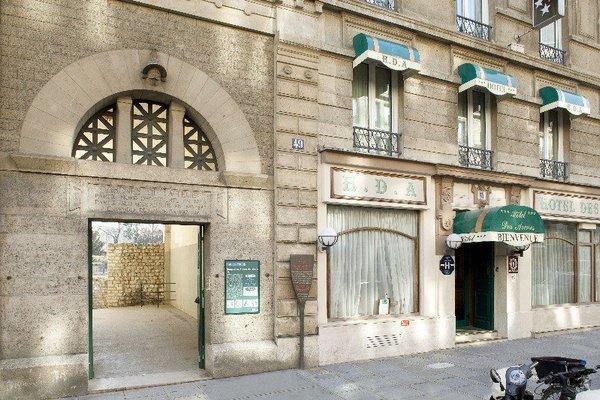 Hotel Des Arenes - фото 6
