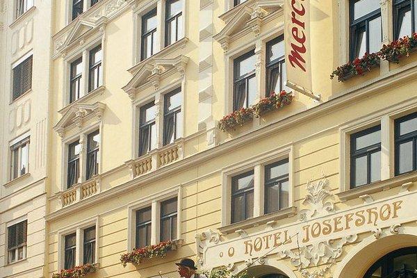 Mercure Josefshof Wien - фото 22
