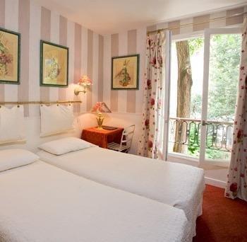 Hotel de l'Avre - фото 3