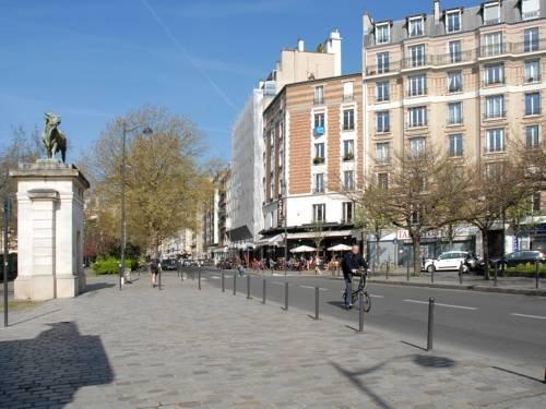 Appart'Tourisme Paris Porte de Versailles - фото 19
